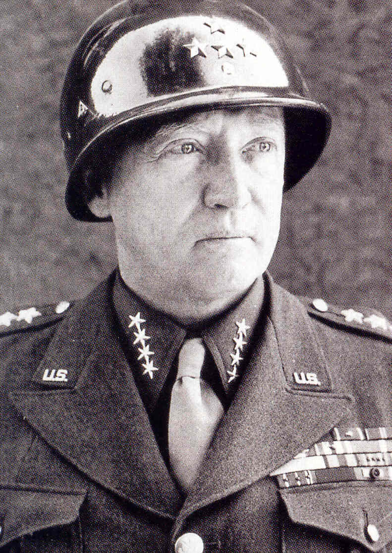 a look into the life of george smith patton The original george smith patton, his grandfather, was a graduate of virginia military institute, and became a colonel in the confederate army  his life was saved .