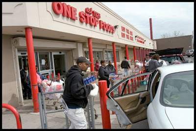 One Stop Foods, 4301 S. Lake Park.